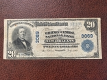 20 доларів / доларов 1905, фото №2