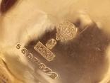 Старинные золотые часы Оmega. На ходу, фото №13