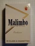 Сигареты Malimbo Exclusive фото 2