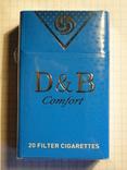 Сигареты D&B Comfort Blue