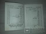Календарь 1988-1989 Московской хоральной синагоги 1988, фото №6