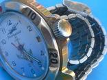 Часы,командирские,с браслетом на увереном ходу,, фото №8