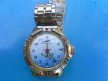 Часы,командирские,с браслетом на увереном ходу,, фото №9
