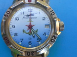 Часы,командирские,с браслетом на увереном ходу,, фото №10