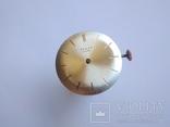 Оригинальный циферблат, механизм на золотые Полет 1МЧЗ, фото №3