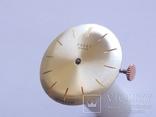 Оригинальный циферблат, механизм на золотые Полет 1МЧЗ, фото №4