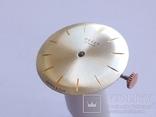 Оригинальный циферблат, механизм на золотые Полет 1МЧЗ, фото №5