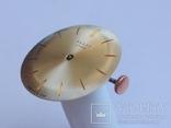 Оригинальный циферблат, механизм на золотые Полет 1МЧЗ, фото №9
