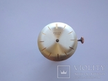 Оригинальный циферблат, механизм на золотые Полет 1МЧЗ, фото №12