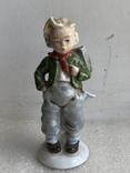 Статуэтка Мальчик с рюкзаком Германия, фото №2