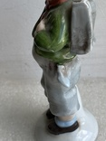 Статуэтка Мальчик с рюкзаком Германия, фото №5