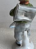 Статуэтка Мальчик с рюкзаком Германия, фото №6