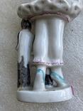 Статуэтка Мальвина Киевский фарфоровый завод, фото №9