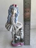 Статуэтка Мальвина Киевский фарфоровый завод, фото №11
