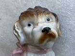 Статуэтка Собачка с бантиком Германия, фото №10