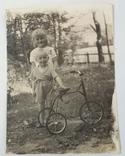 """Детская фотография """"Мой трехколесный"""" (9*12), фото №2"""
