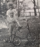"""Детская фотография """"Мой трехколесный"""" (9*12), фото №3"""