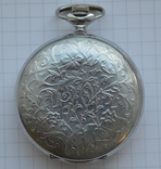 Часы Молния 18 камней на ходу, фото №4