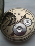 Карманные часы Longines, фото №6