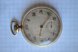 Часы карманные. Позолота 20 микрон., фото №2
