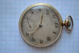 Часы карманные. Позолота 20 микрон., фото №10