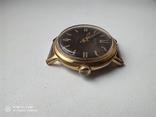 Часы Восток 22камня (прецизионные). позолота Au20, фото №6