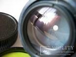 Объектив гелиос- 44-2 ,м-42 [светофильтр и задняя крышкa], фото №3