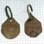 Собачий жетон 2 шт, фото №3