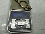 Брелок Батарейка Дрова с открывалкой, фото №5