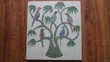 Мозаїка  казкове дерево 445х480мм, фото №2
