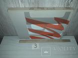 Искусство шрифта Книга 1977 Большой формат в футляре, фото №4