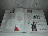 Искусство шрифта Книга 1977 Большой формат в футляре, фото №7
