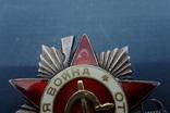 Орден Отечественной Войны 2ст №101*** без клейма, фото №6