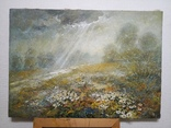 Картина «После дождя». Художник Ellen ORRO. холст/акрил. 80х57, 2008 г. фото 2