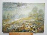 Картина «После дождя». Художник Ellen ORRO. холст/акрил. 80х57, 2008 г. фото 3