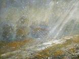 Картина «После дождя». Художник Ellen ORRO. холст/акрил. 80х57, 2008 г. фото 5