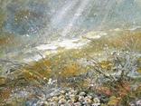 Картина «После дождя». Художник Ellen ORRO. холст/акрил. 80х57, 2008 г. фото 8