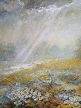 Картина «После дождя». Художник Ellen ORRO. холст/акрил. 80х57, 2008 г. фото 9