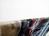 Картина «Харлей-Девидсон». Художник Ellen ORRO джут/акрил, 65х55, 2017 г. фото 11