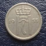 10  эре 1955  Норвегия    (Г.6.31)~, фото №3