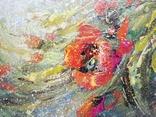 «Вітер серед маків». Художник Ellen ORRO. холст/акрил. 60х42, 2001 г. фото 7
