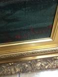 Картина маслом Натюрморт В. Крылов (50х50), фото №6
