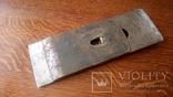 Нож для фуганка 8ГПЗ 1960 год ширина 65 мм толщина 4 мм, фото №9