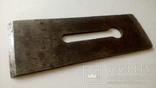 Нож для фуганка 8ГПЗ 1960 год ширина 65 мм толщина 4 мм, фото №11