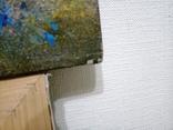 «Осенняя мелодия» холст/акрил 50х40 1999 г. фото 6