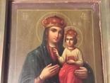 Икона Божией Матери, фото №10