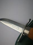Скаутский нож Mora Швеция. N22., фото №7