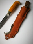 Коллекционный нож Puukko Финляндия 27см. N23., фото №4