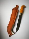 Коллекционный нож Puukko Финляндия 27см. N23., фото №5