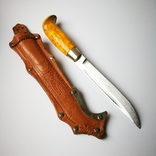 Коллекционный нож Puukko Финляндия 27см. N23., фото №2